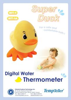 WT1 Water Thermometer